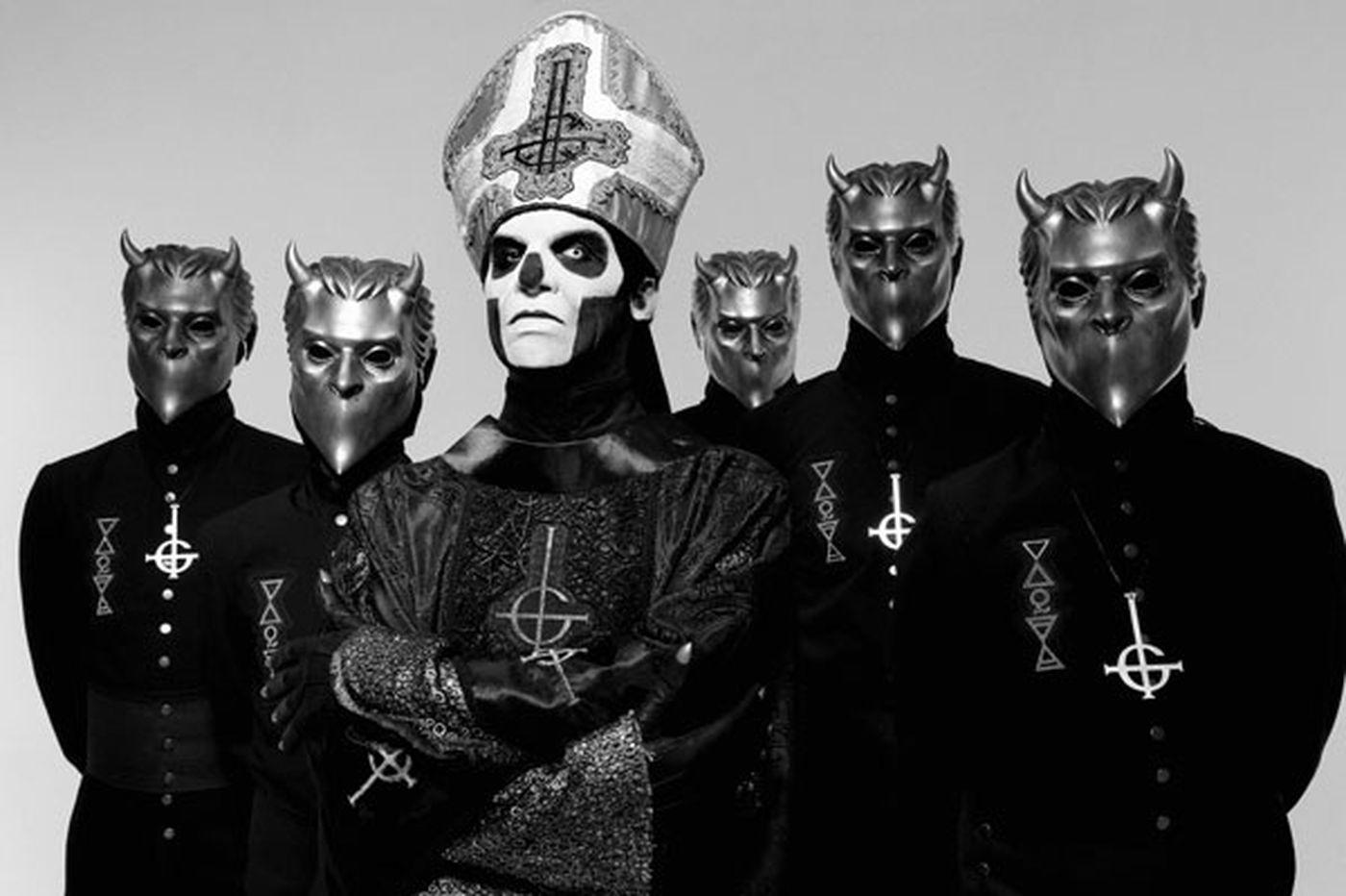 Anti-pope band reschedules black mass