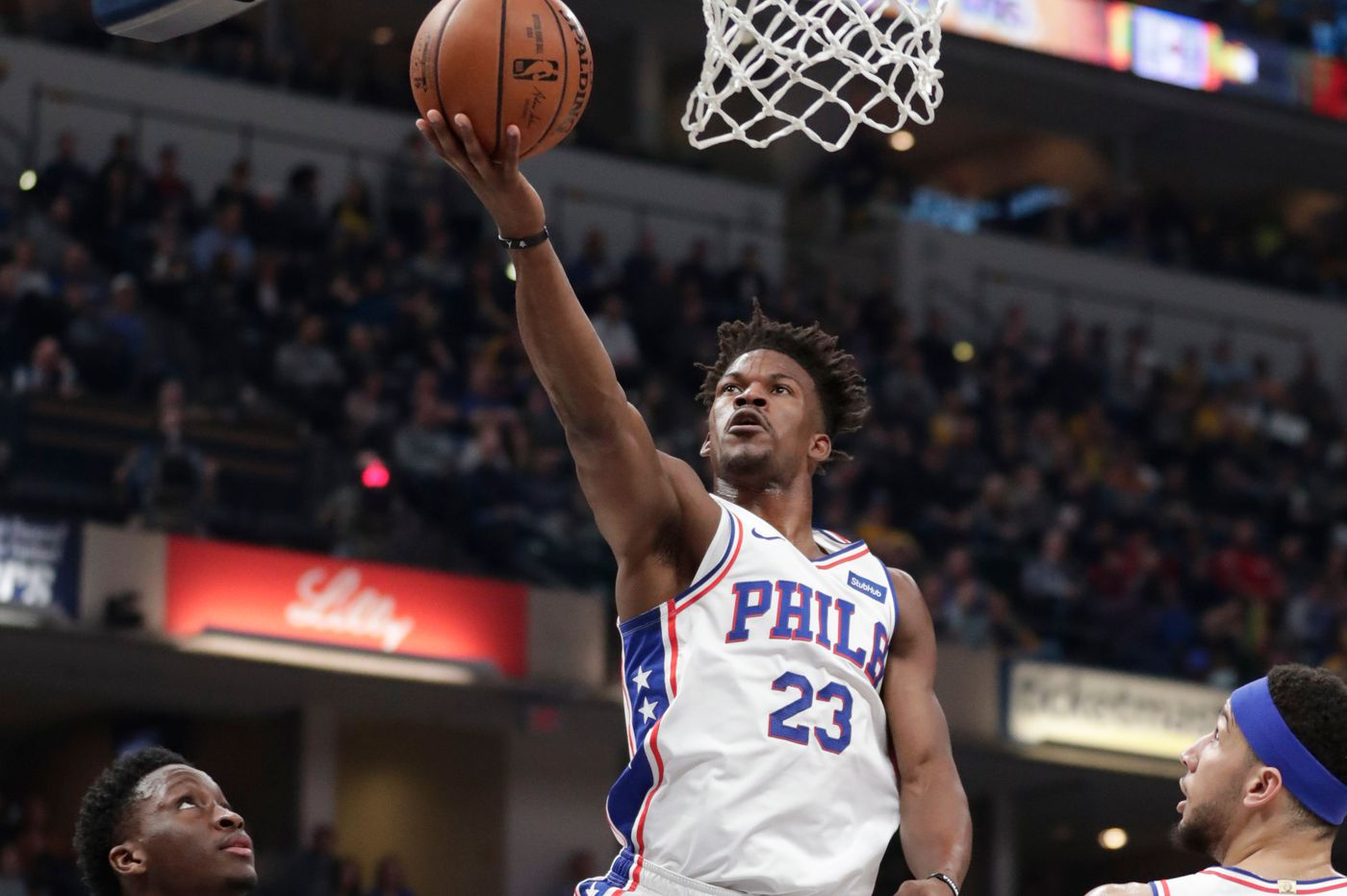 Sixers beat Pacers behind Jimmy Butler, Joel Embiid