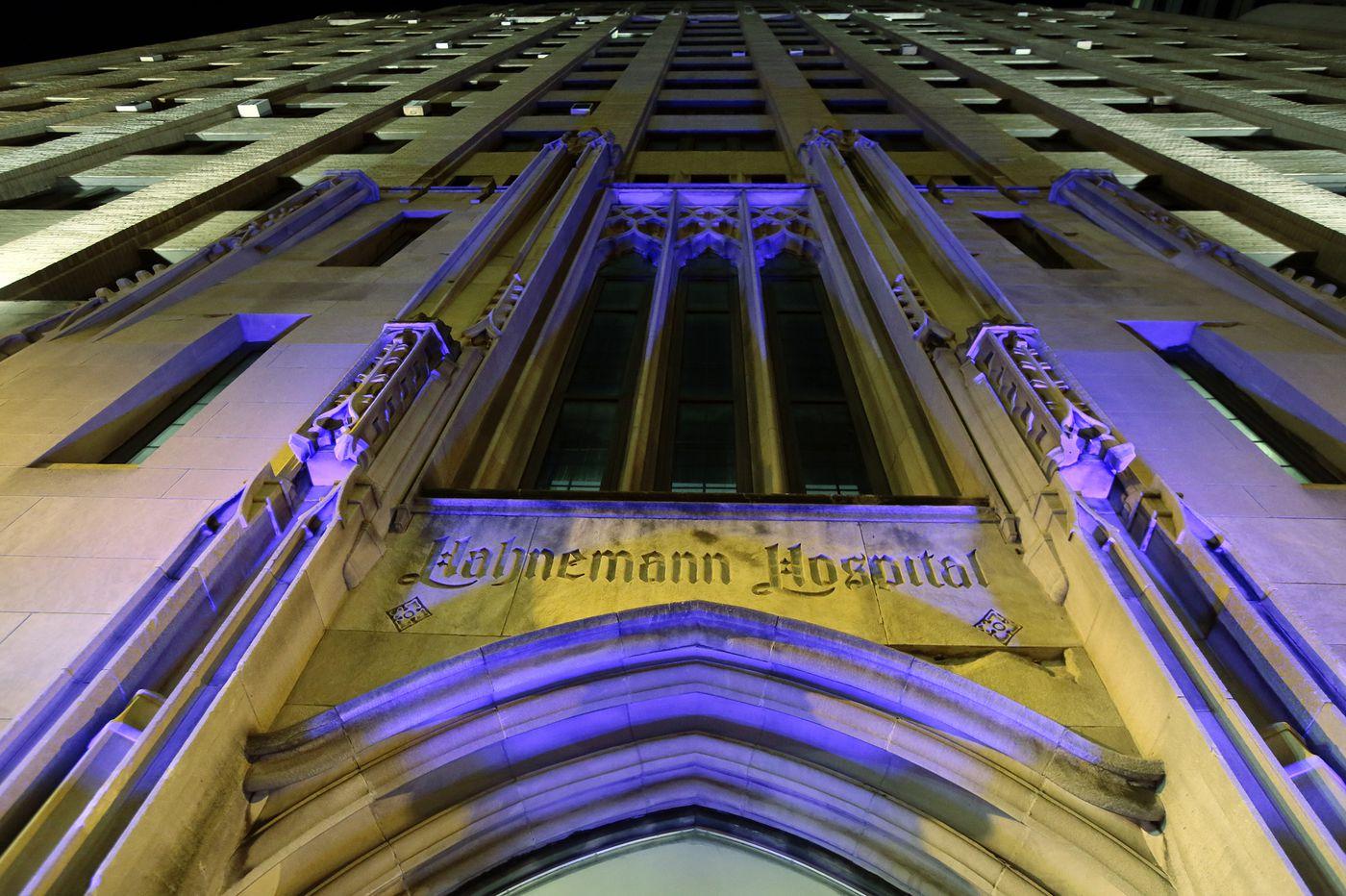Hahnemann University Hospital: 171 years of Philadelphia medical history