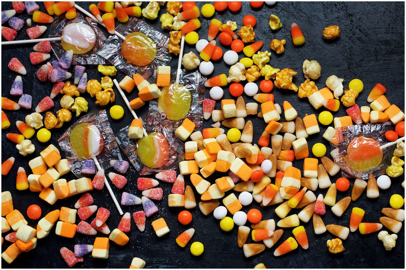 Candy corn has more varieties than ever this Halloween