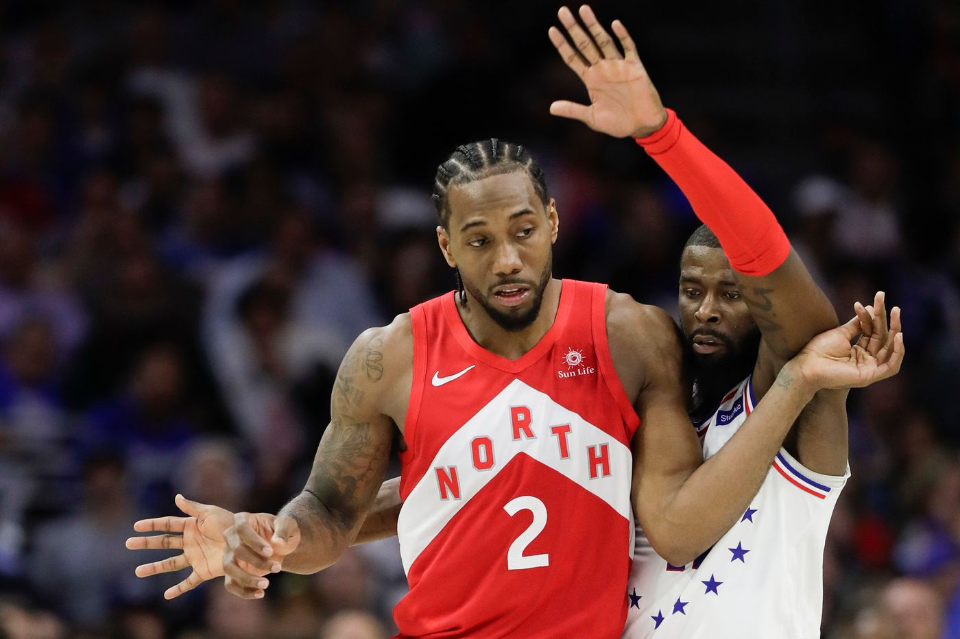 Butler does it, leads 76ers past Raptors to force Game 7