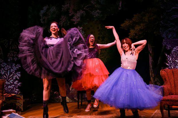 'Three Sisters, by RashDash' at Curio: Cabaret versus Chekhov and the patriarchy