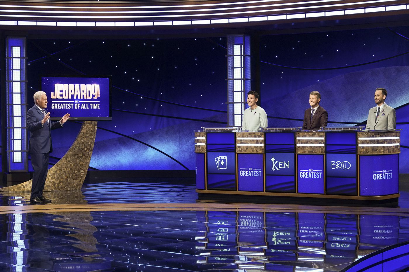 'Jeopardy! The Greatest of All Time' tournament: Who won Game 1?