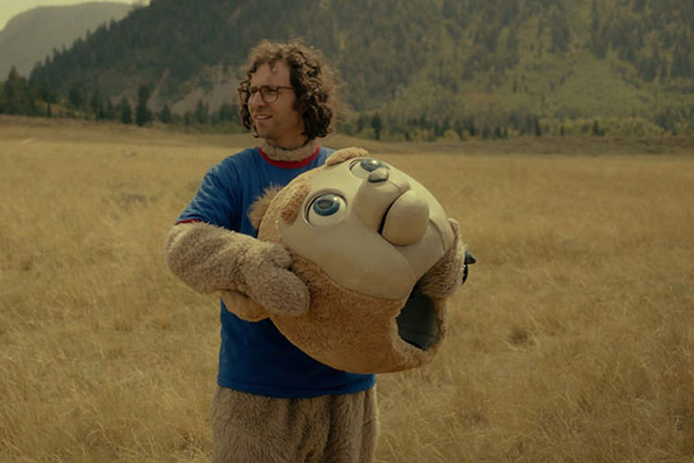 Kyle Mooney talks about his weird new movie, 'Brigsby Bear,' and SNL