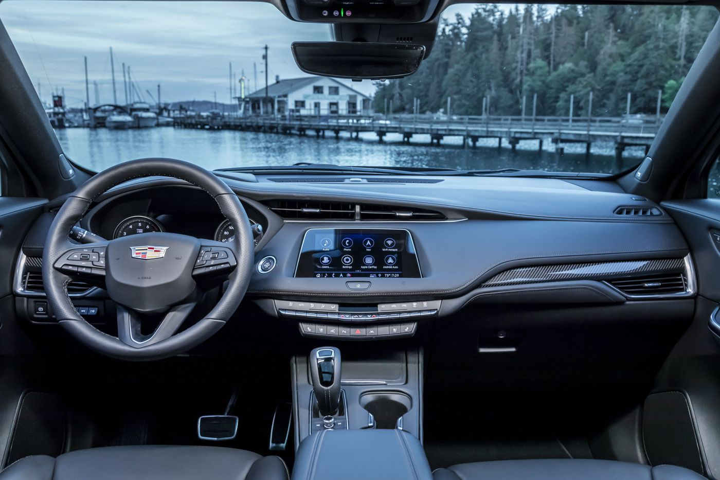 2019 Cadillac Xt4 A Split Personality Small Premium Crossover