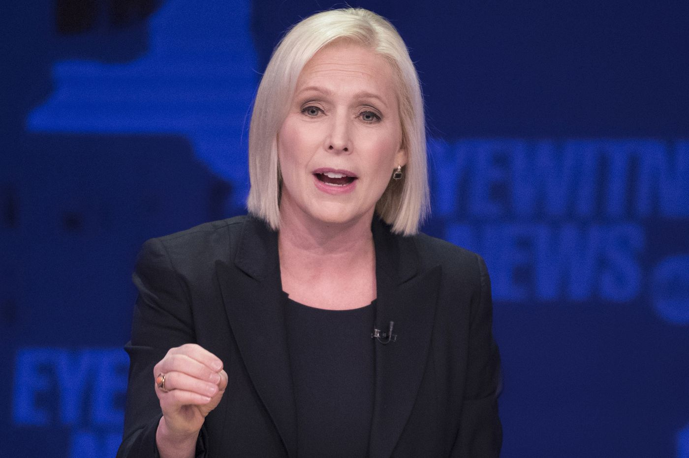 Sen. Kirsten Gillibrand jumps into 2020 presidential race