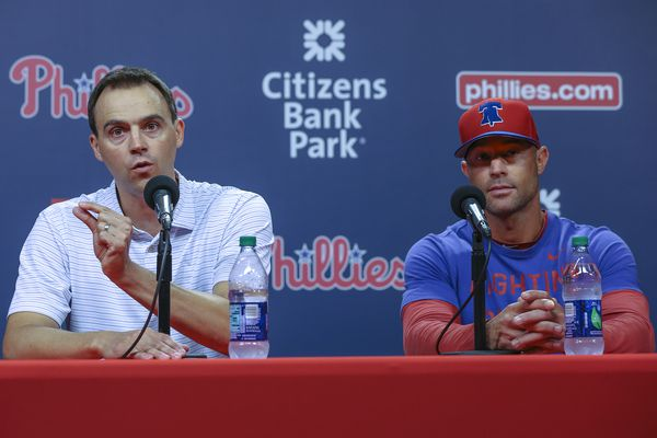 Don't expect major Phillies shakeup this offseason | Bob Ford