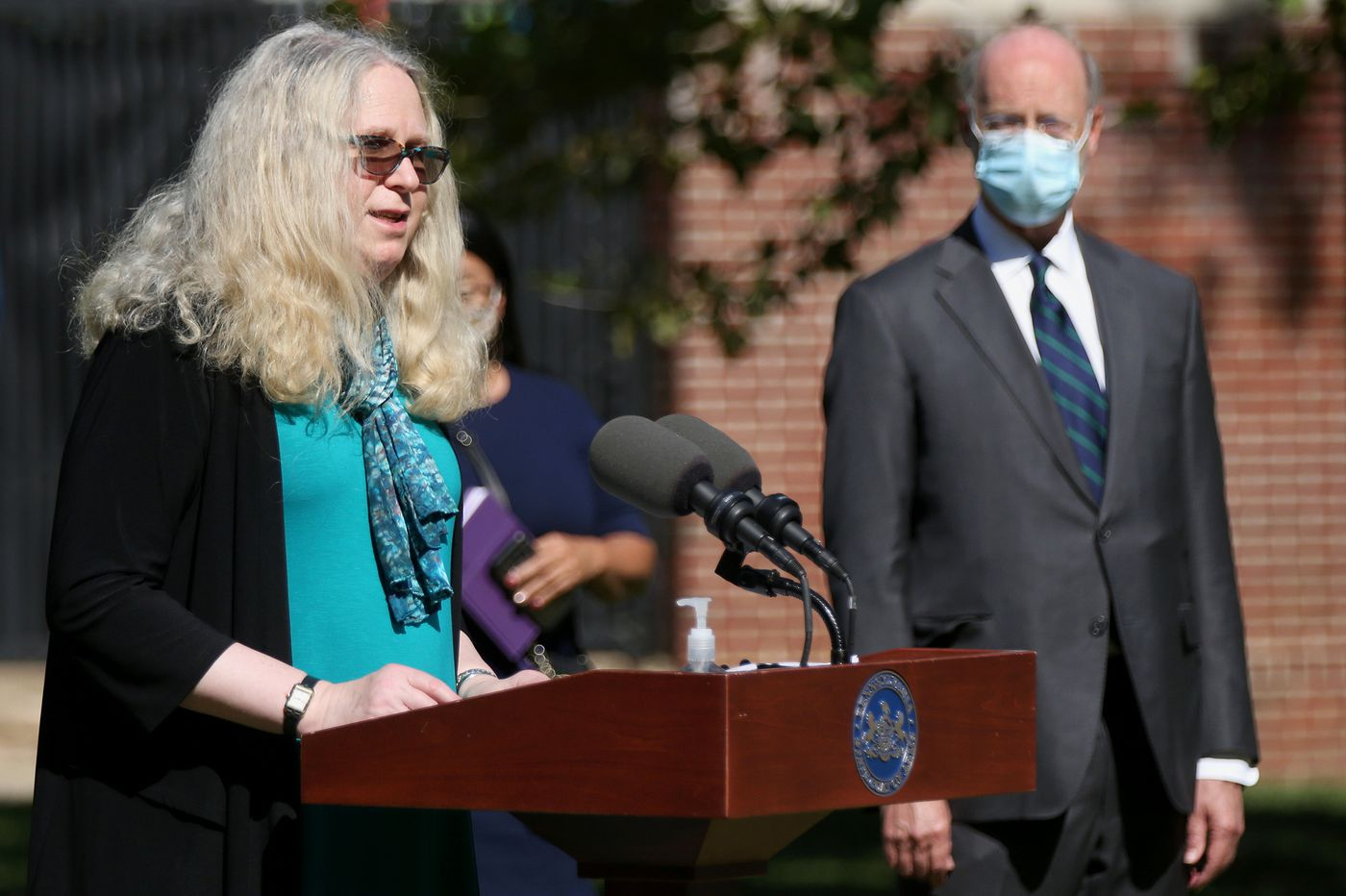 Pennsylvania reports 2nd-highest daily new COVID-19 case total of pandemic