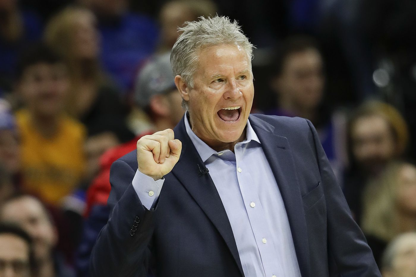 Brett Brown's next act: Why not college ball? | Mike Jensen