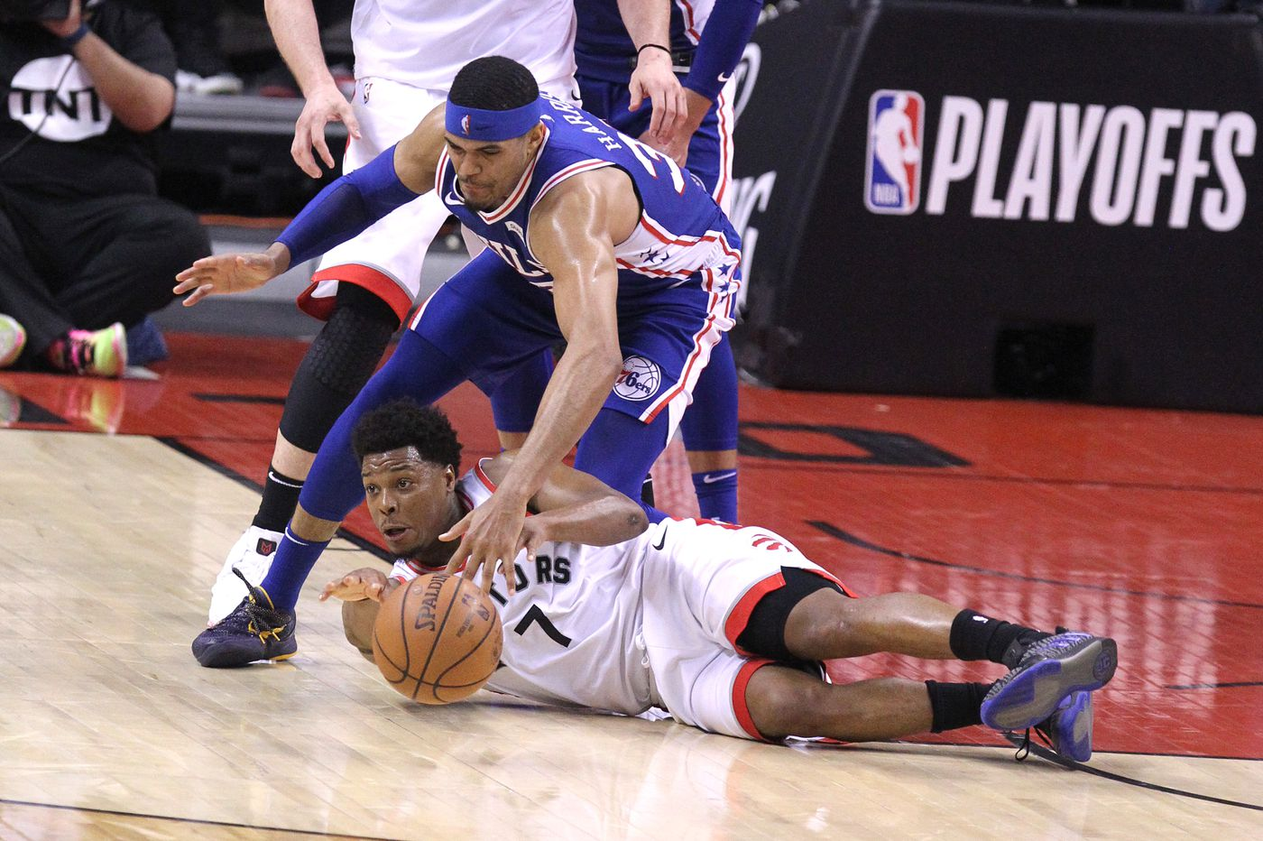 NBA playoffs: Kyle Lowry expects amped-up Philly crowd for Raptors