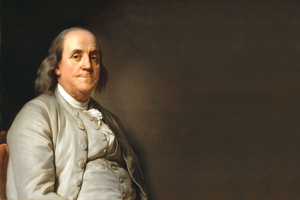 The apology from Benjamin Franklin that predicted the fight over falsehood and hate on social media