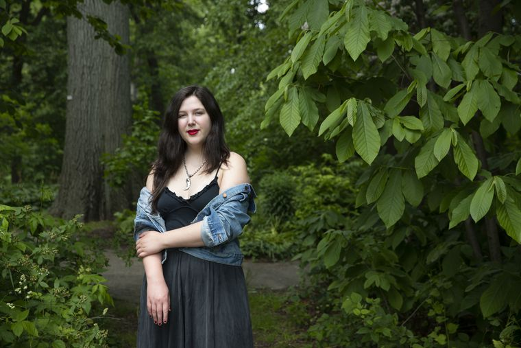 Songwriter Lucy Dacus is now Philly's own. Lucky us.
