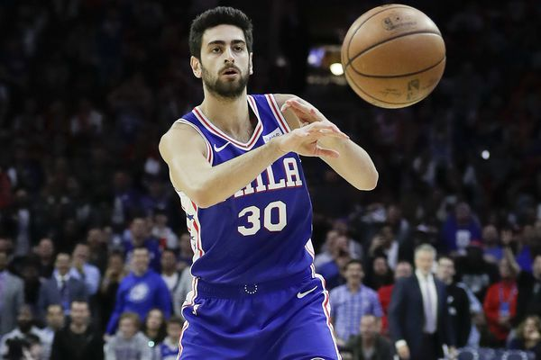 Sixers' Furkan Korkmaz: 'I just want to play'