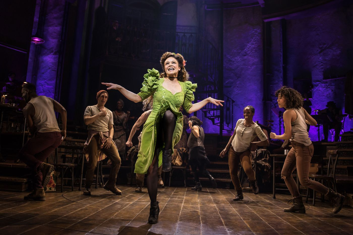 New York Theater: 'Hadestown' at the Walter Kerr Theatre is absolutely sensational