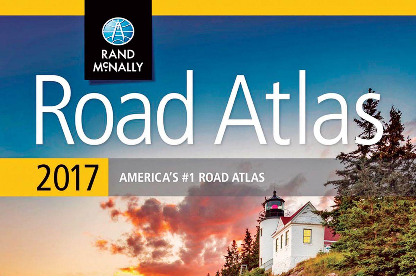 Road atlas still valuable in GPS age