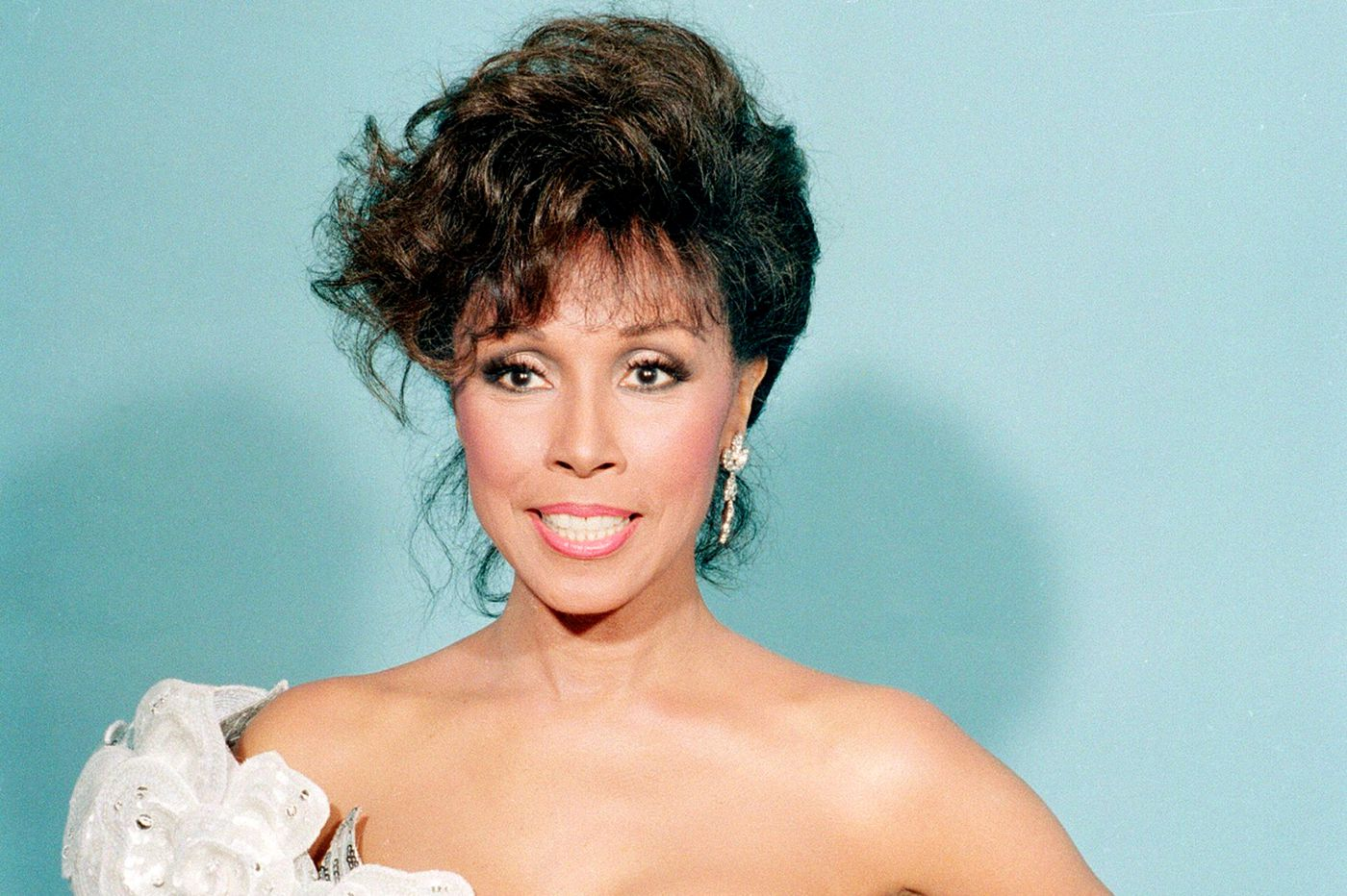 Diahann Carroll was the crown ...