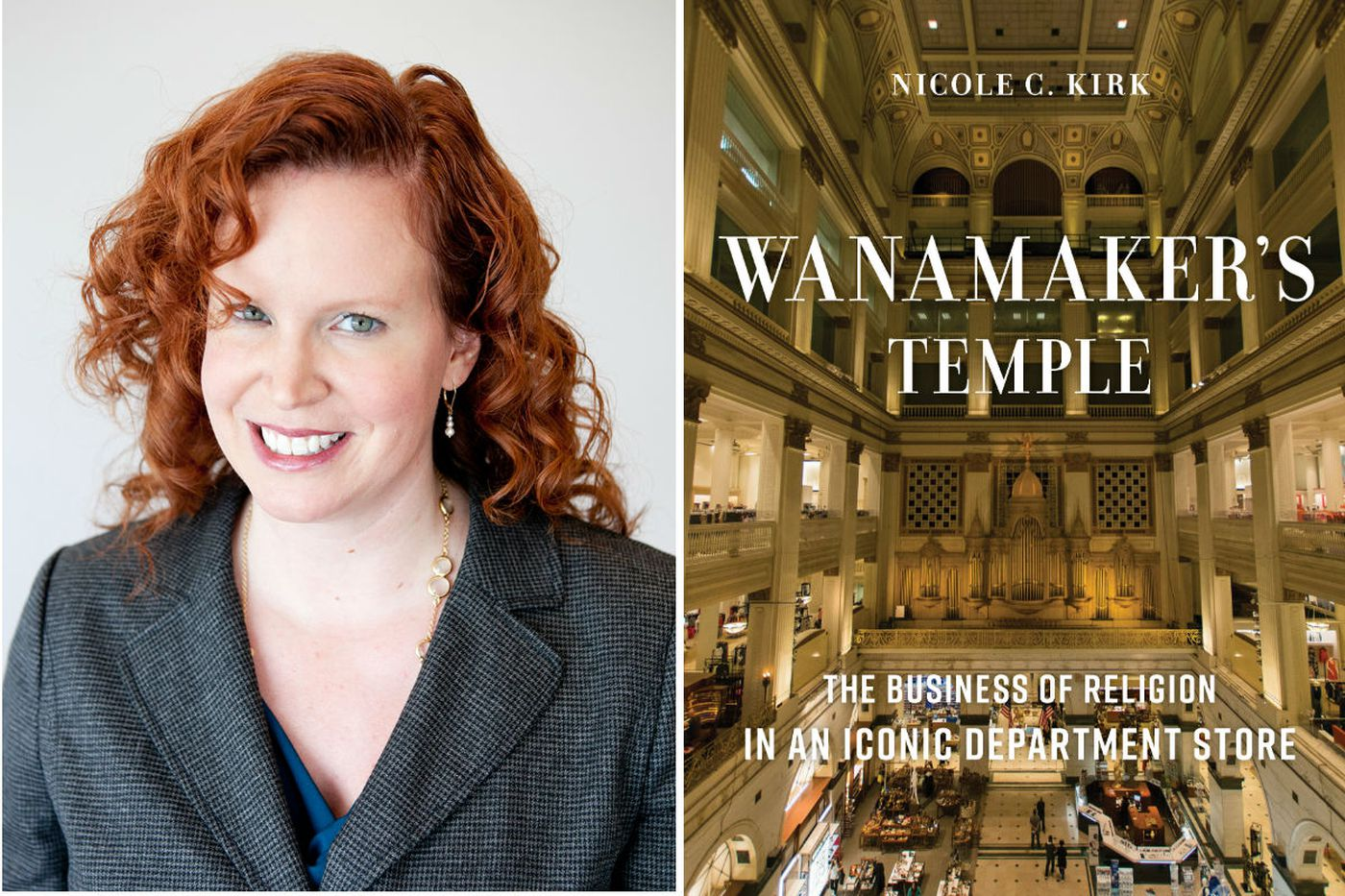'Wanamaker's Temple': The religion of business – or vice versa