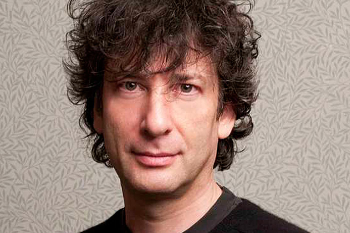 Neil Gaiman wants to read you a story