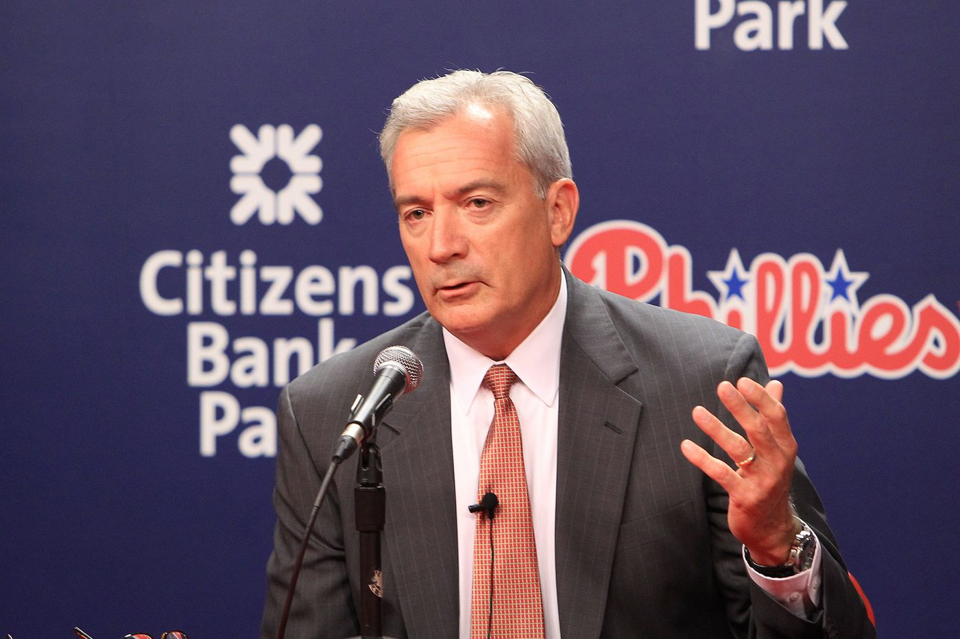 Marti Wolever's final draft fueled Phillies' rise | Bob Brookover