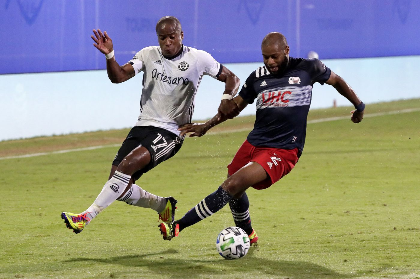 Union to resume playing games on Aug. 21 as first six games of new MLS schedule are announced