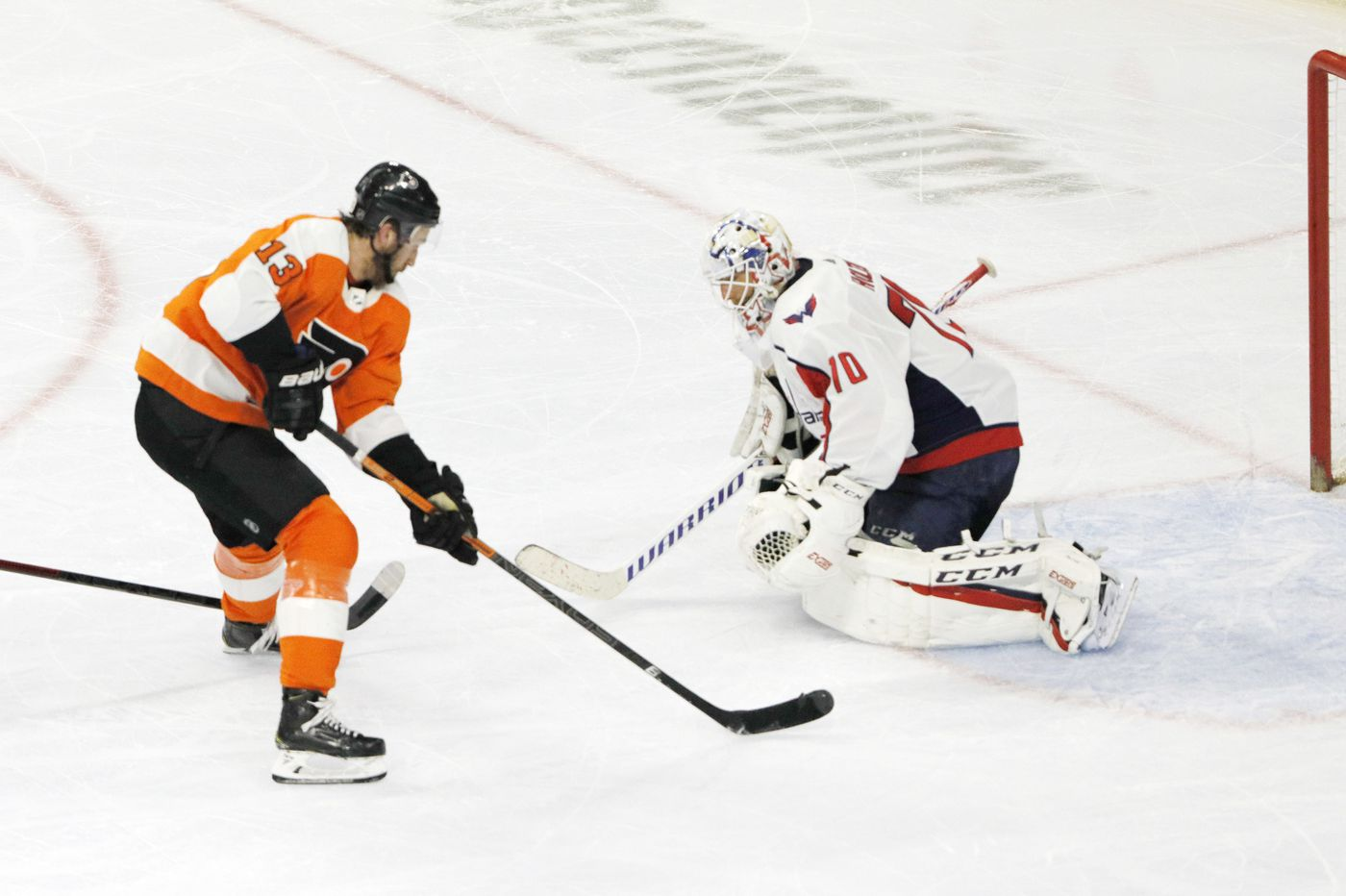 Flyers will take strong resume into round-robin tournament against Capitals, Bruins, Lightning