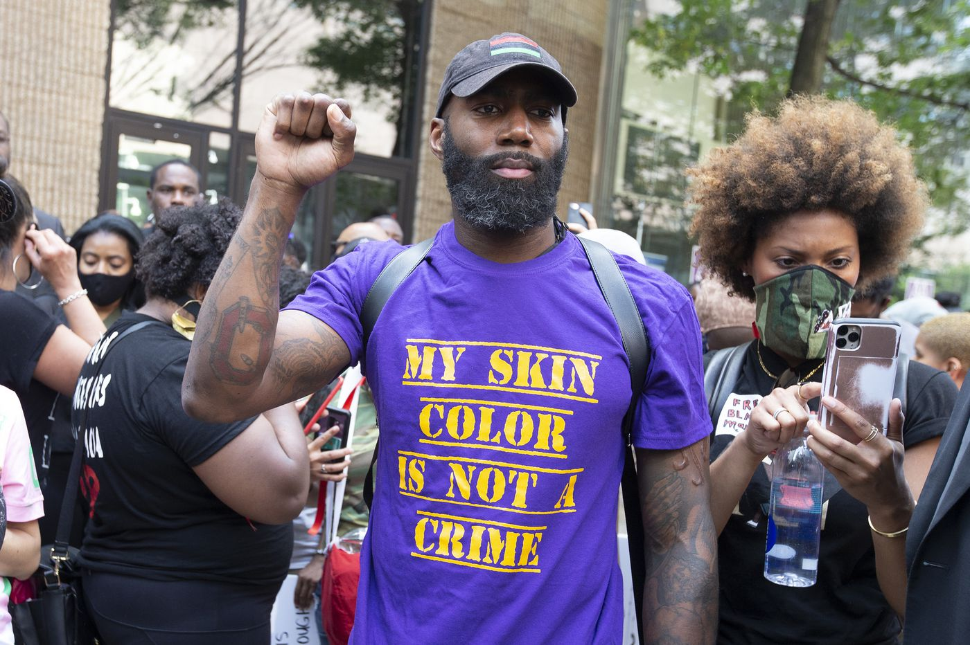 Ex-Eagles Pro Bowler Malcolm Jenkins hired by CNN