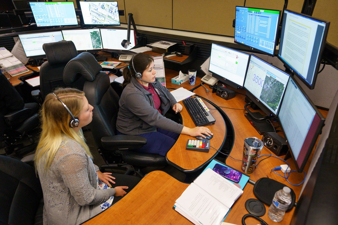 Montgomery County has a shortage of 911 dispatchers. They're racing to find more — and fast