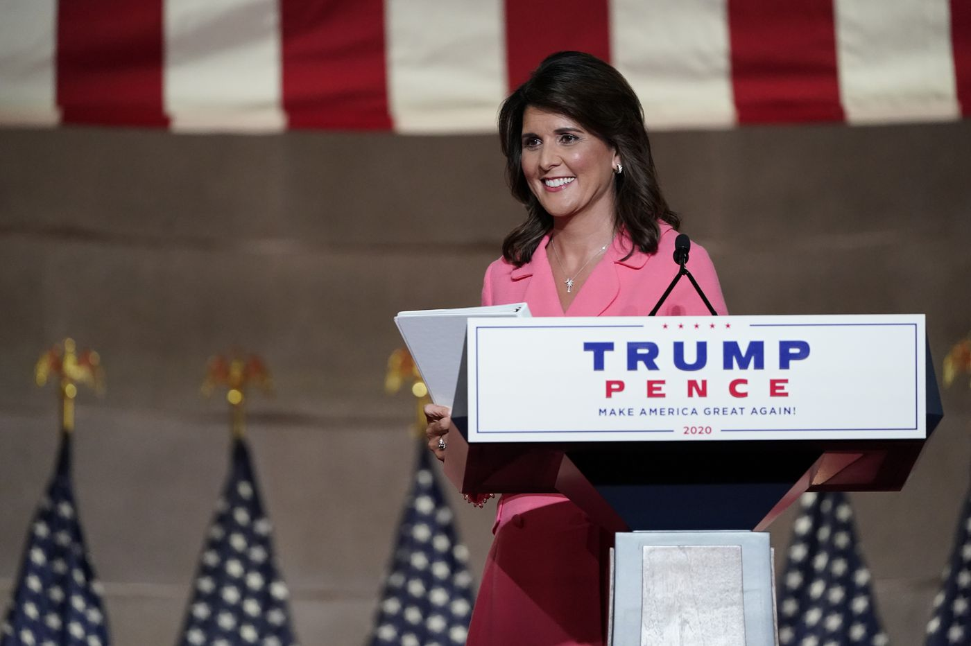 Nikki Haley said at the RNC that Joe Biden wants 'massive' tax hikes on working families. That's not true.