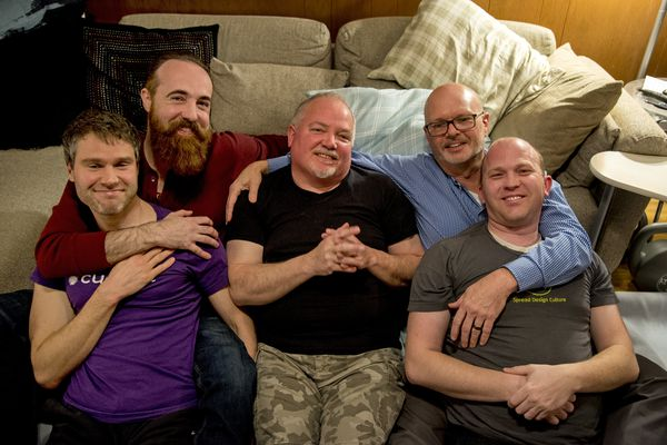 Men's cuddling group aims to redefine masculinity and heal trauma