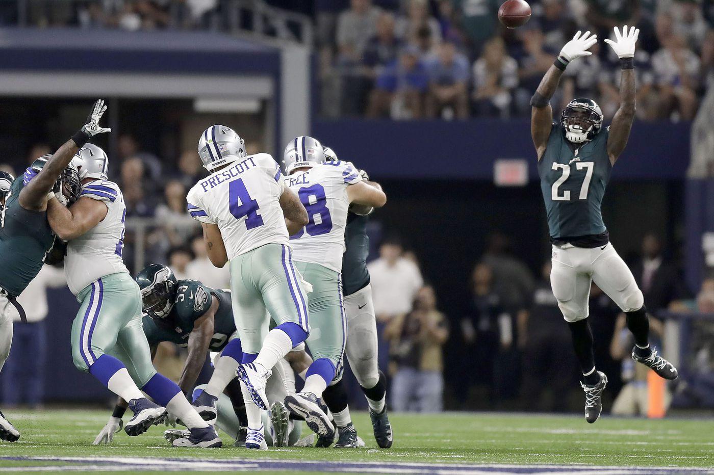 Eagles' Jason Peters, Malcolm Jenkins, Jason Kelce rip Cowboys organization | Marcus Hayes