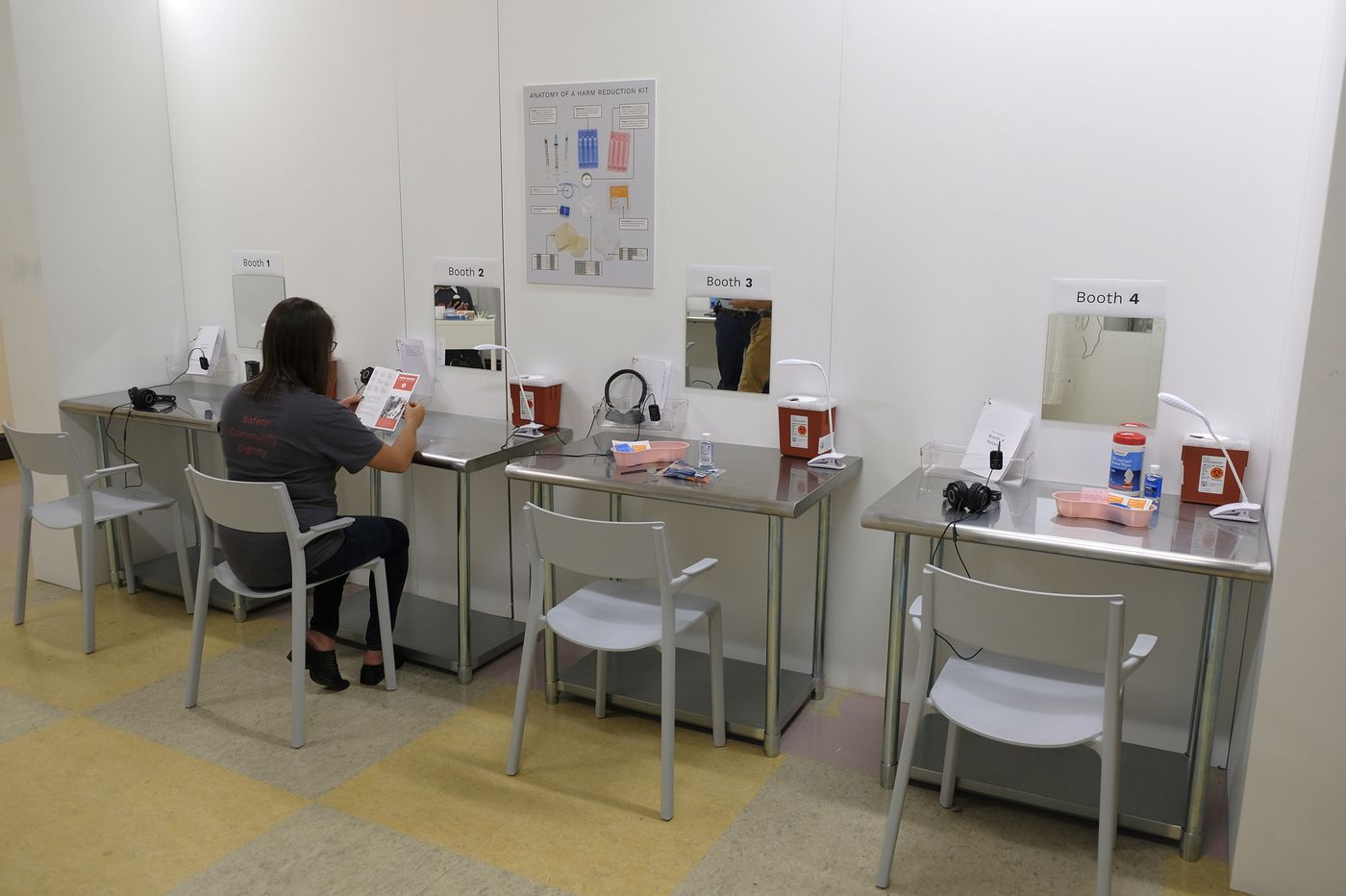 Would opening a supervised injection site violate existing federal law? Pro/Con | Opinion