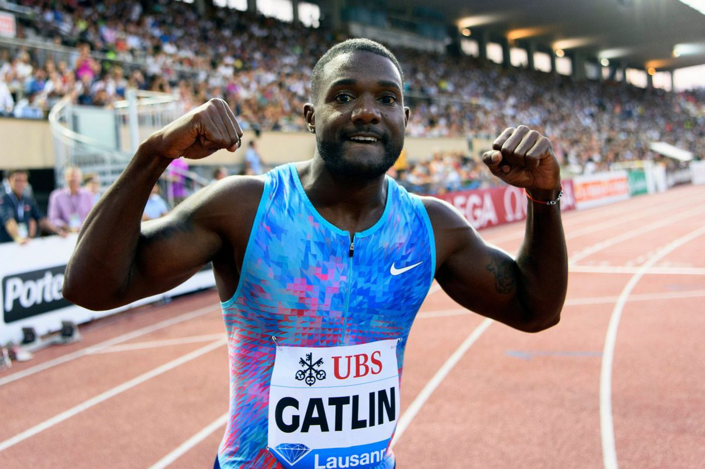 Justin Gatlin, Wallace Spearmon expected to compete in 'USA vs. the World' at Penn Relays