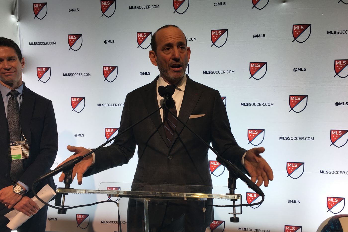 Union's dump of draft picks draws praise from other MLS teams and commissioner Don Garber