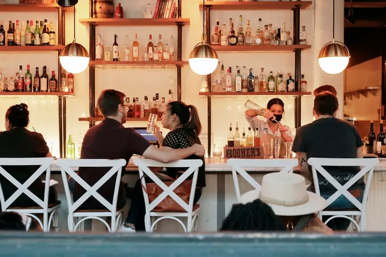 Osteria on N. Broad St. has happy hour Wed. through Sun. with deals on snacks, pastas, pizzas, cocktails, and more.