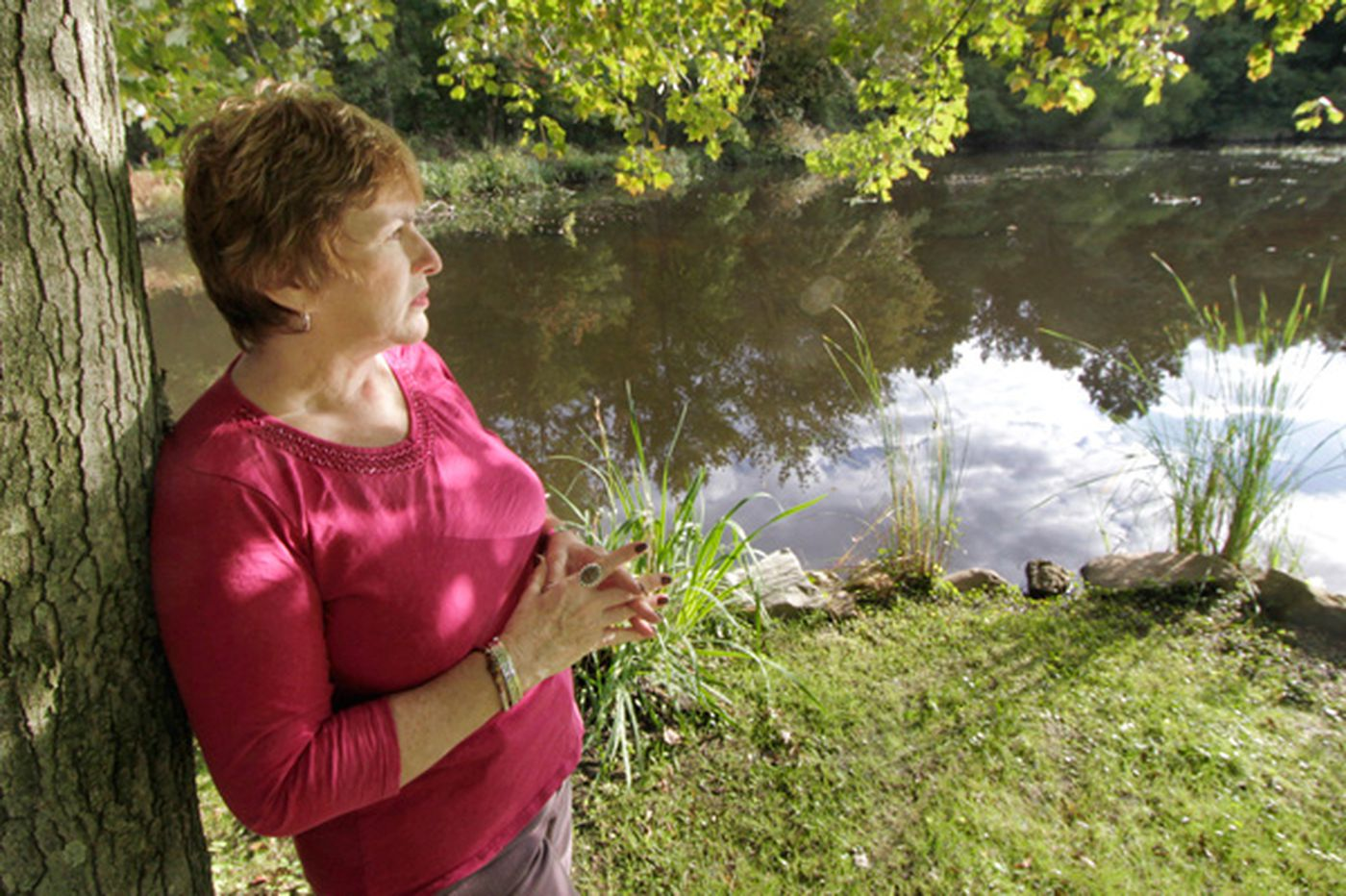 In Camden County, impatience over lake's slow cleanup