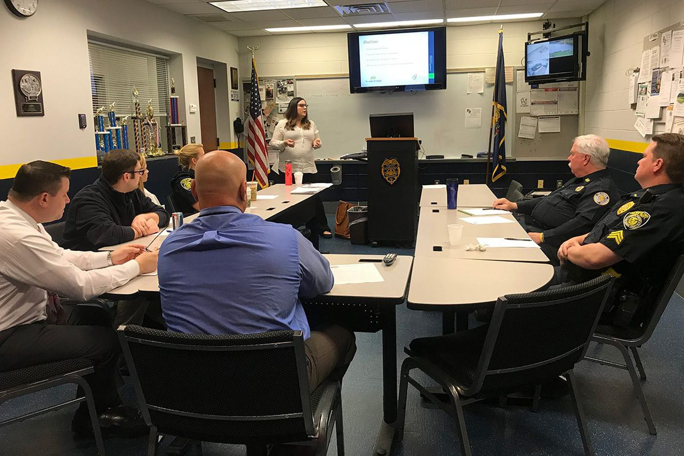 Local police departments receive autism training