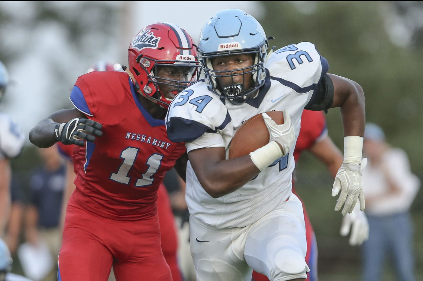 Friday football preview: Rain could impact district playoffs and league finals