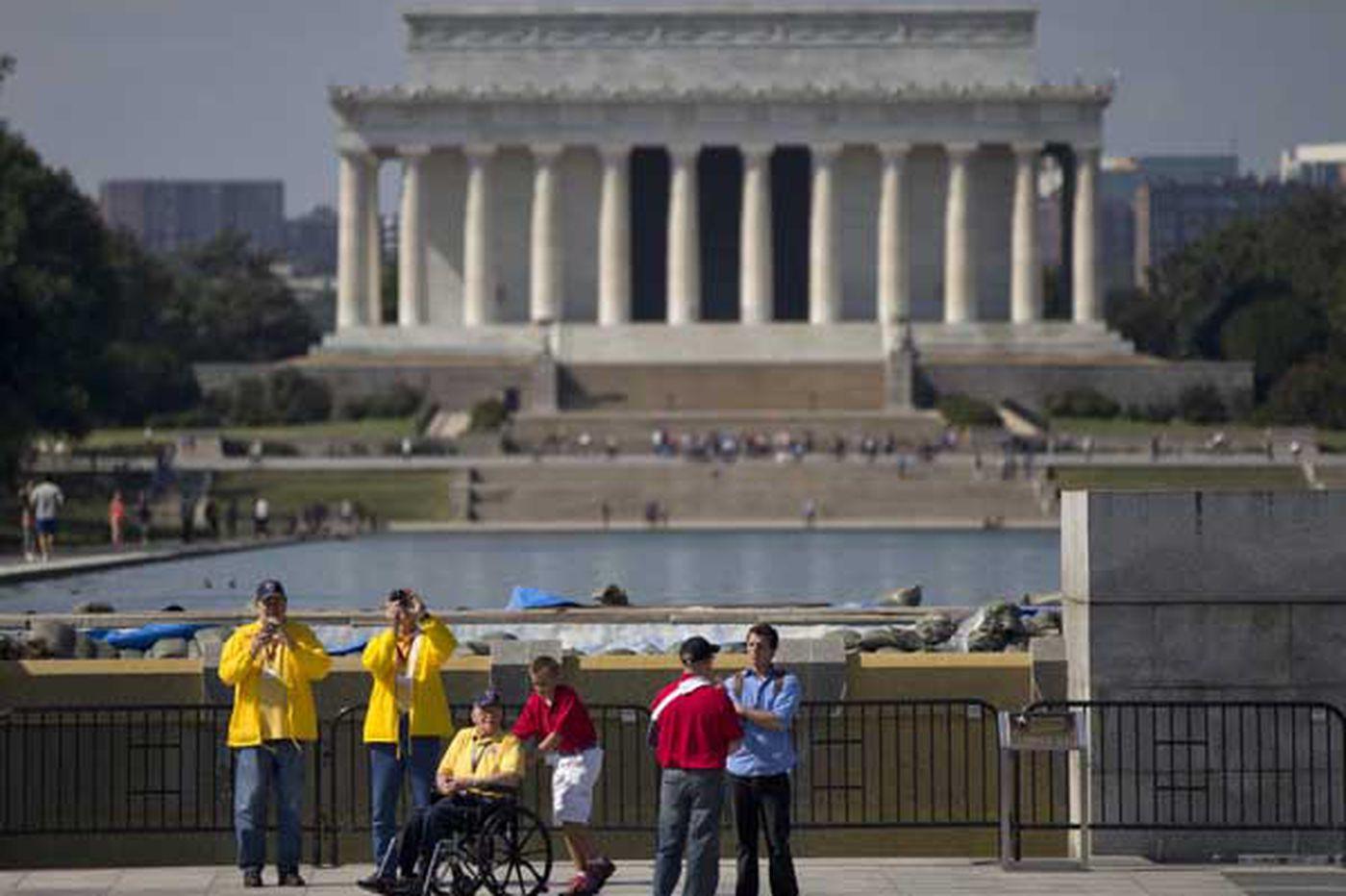 Abington firm to do laser scan of Lincoln Memorial