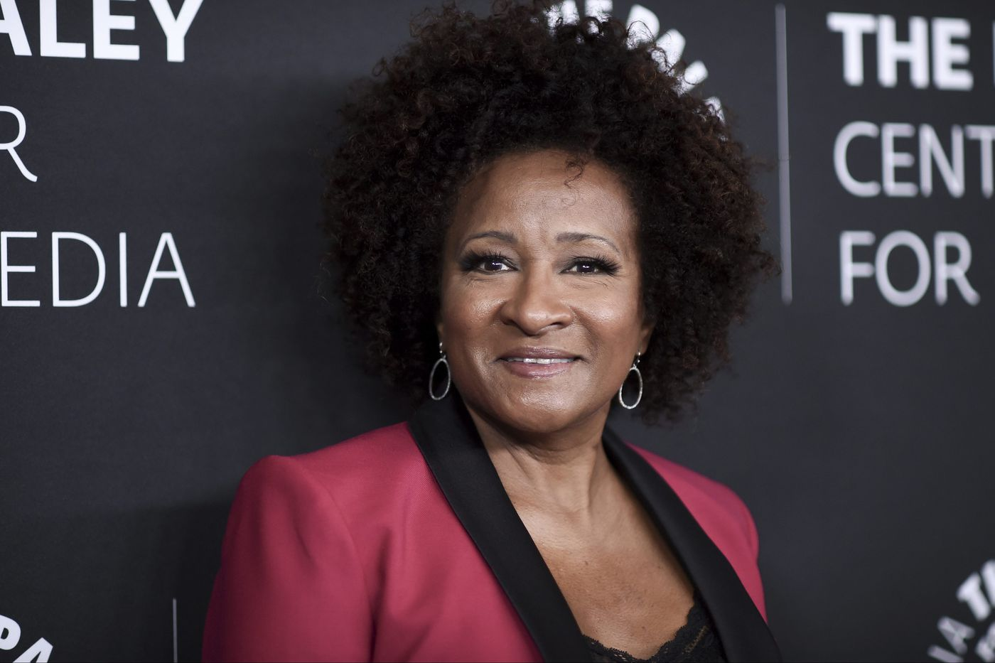 Comedian Wanda Sykes won't say she lives in Media, but that's where she votes