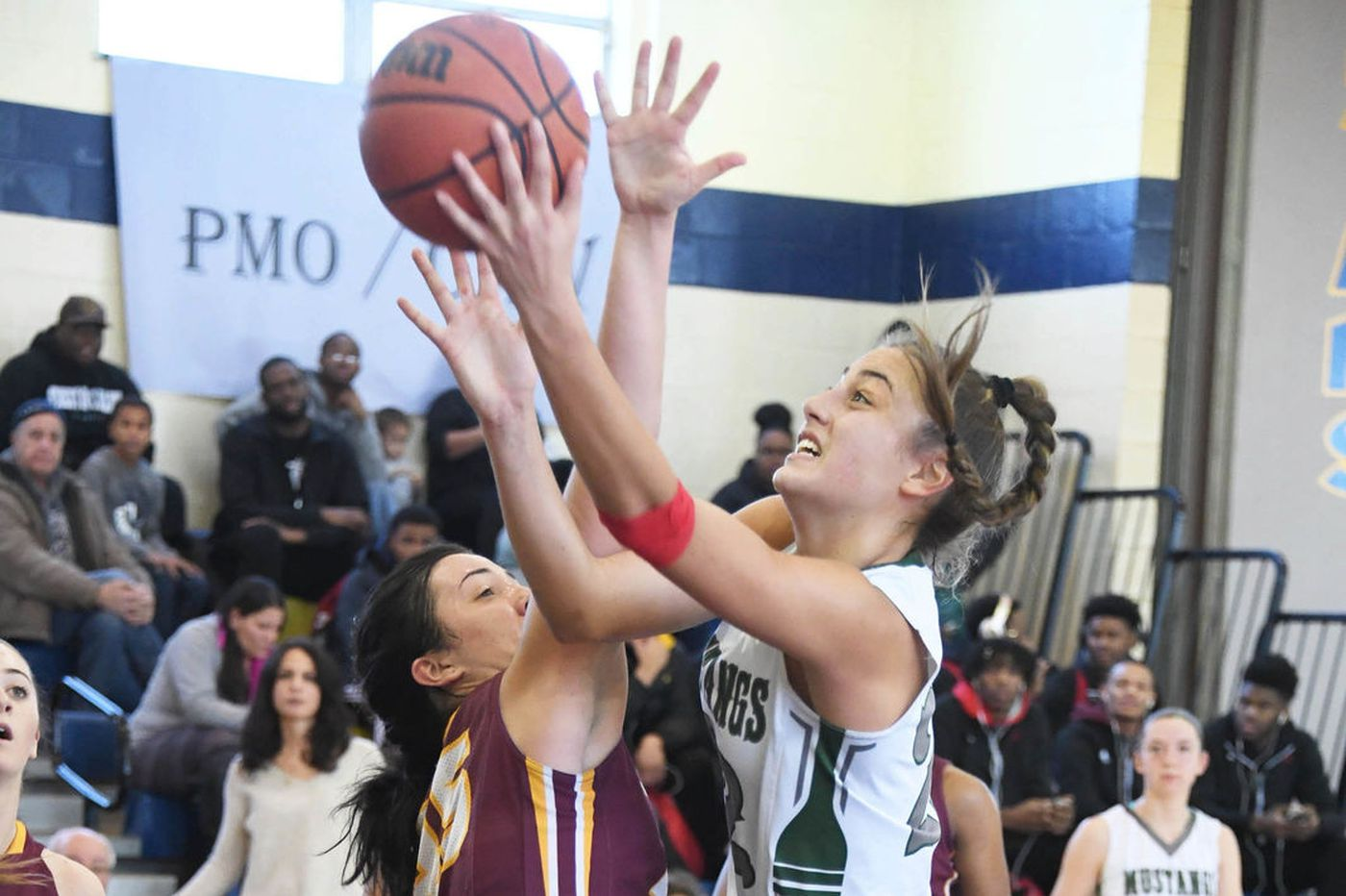 Mainland's Kylee Watson named to McDonald's All-American game as Mustangs prep for the playoffs