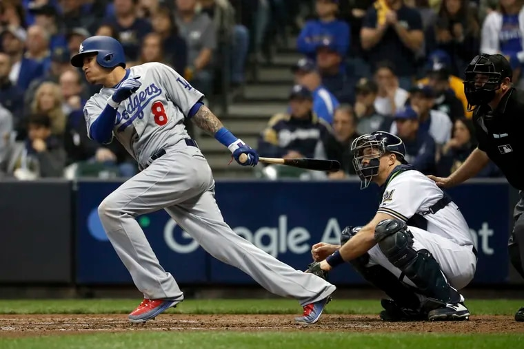 The Phillies will get a visit from Manny Machado on Thursday.