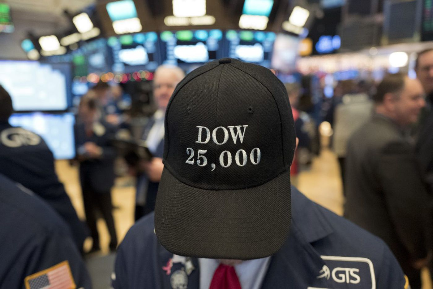 How long did it take the Dow to reach 25,000 from 1,000? Only 46 years