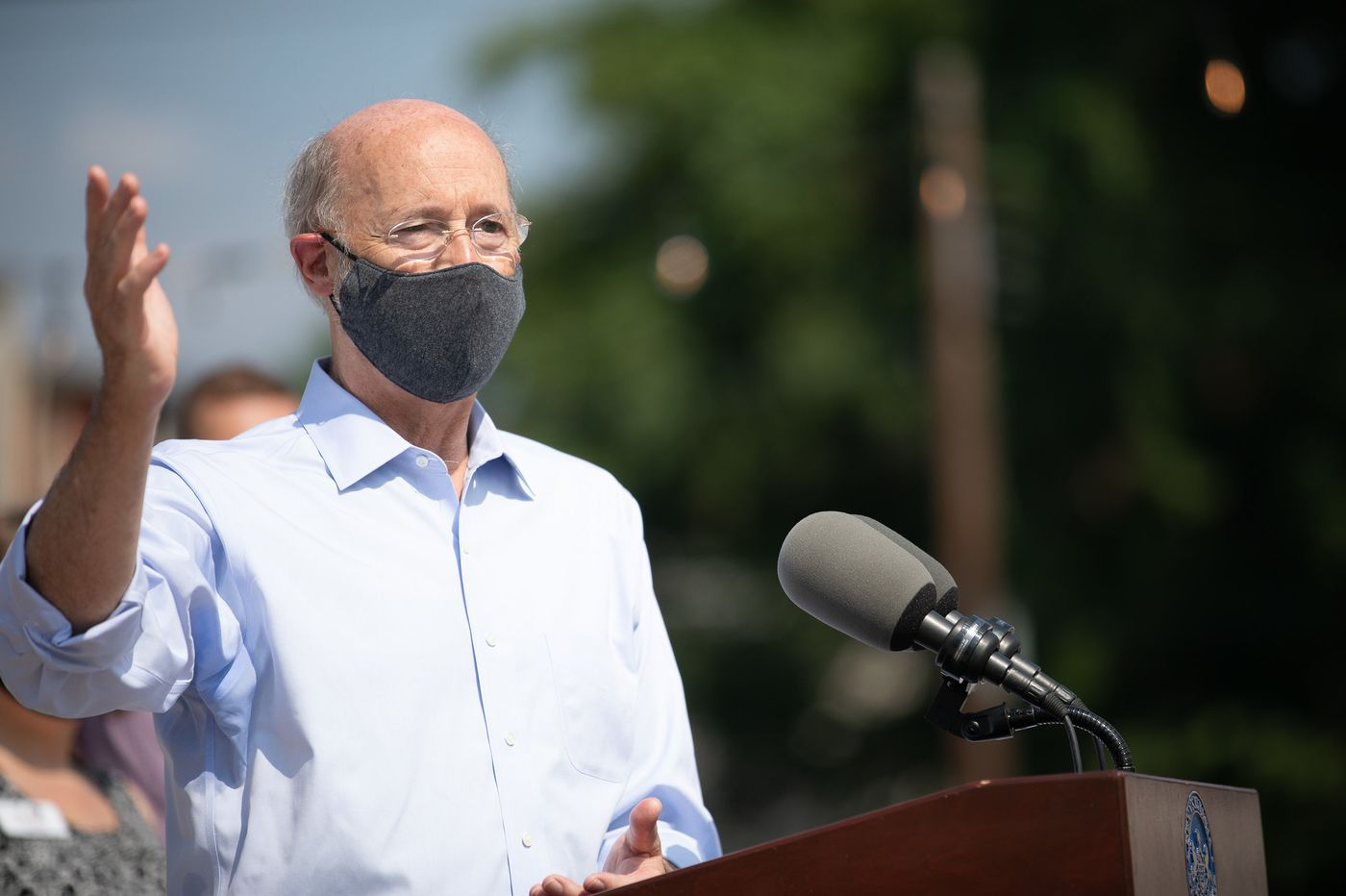 Governor Wolf has a choice to make about climate change | Opinion