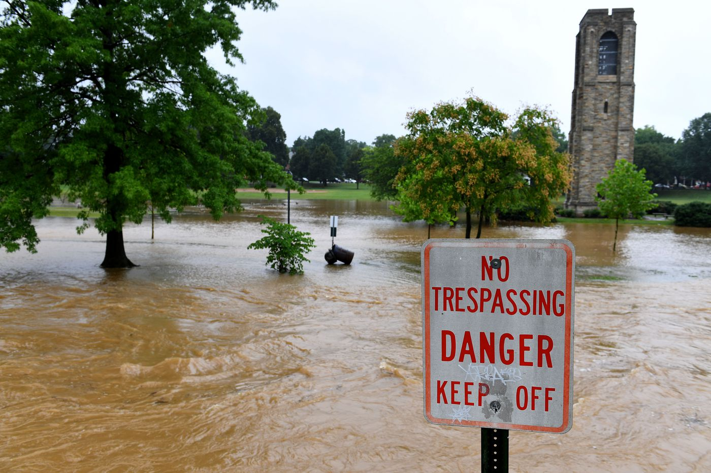 That D.C. deluge: Could it happen in the Philadelphia area? Yes, and it has.