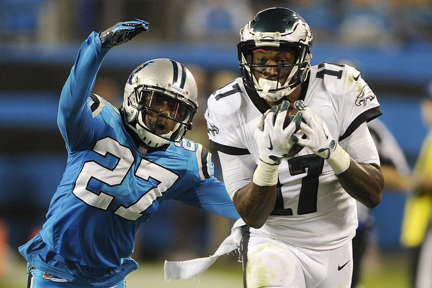 Eagles made the right choice in signing Alshon Jeffery over Terrelle Pryor