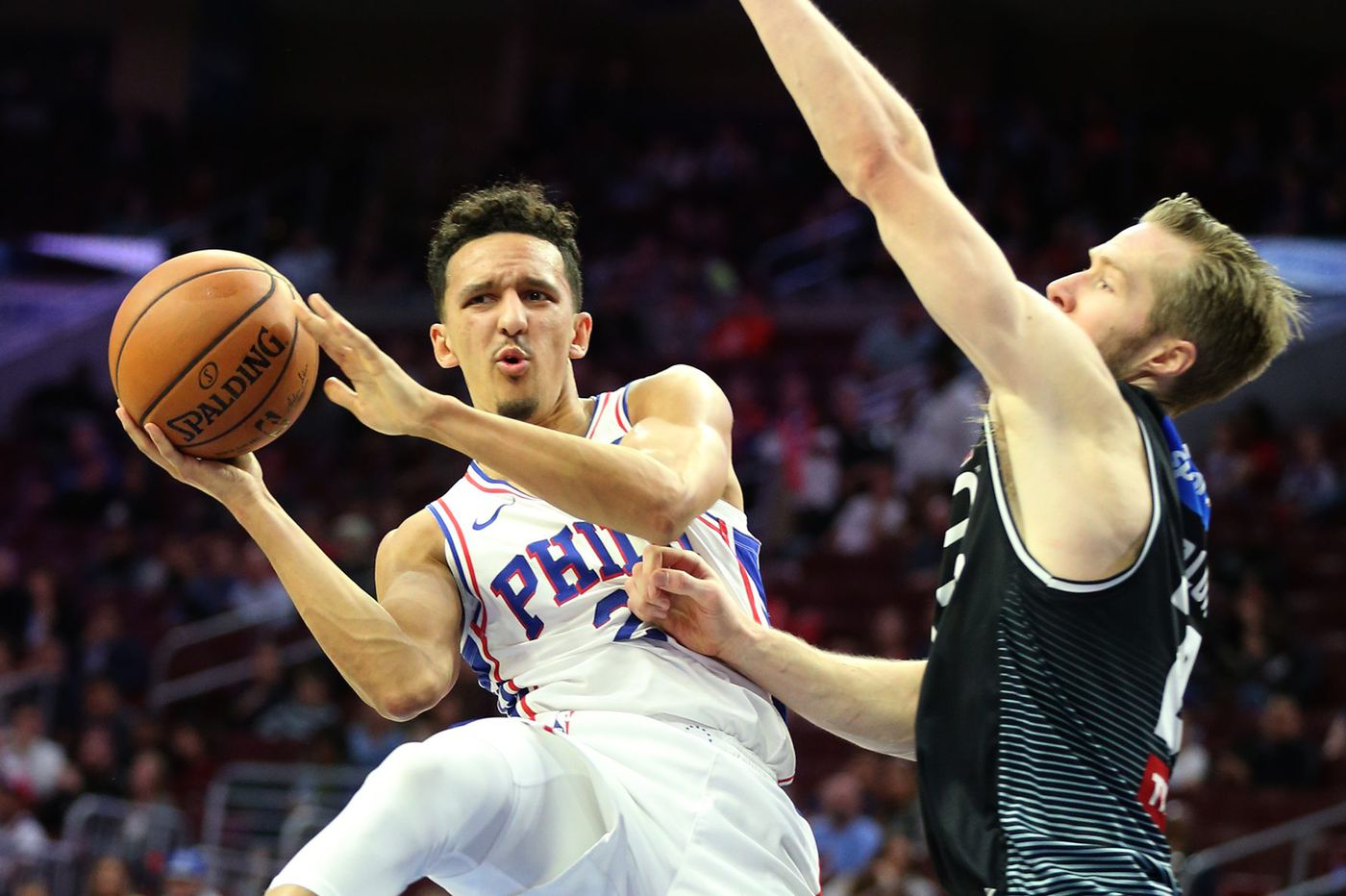 With addition of Wilson Chandler, Mike Muscala and Landry Shamet, Sixers' options have opened up
