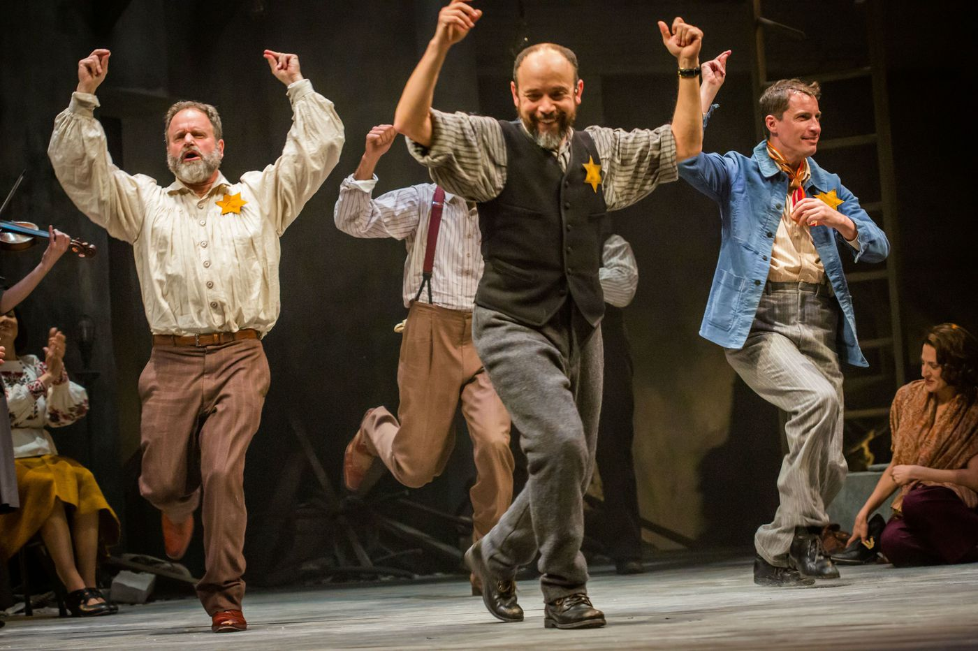 'Indecent' at Arden Theatre Company: Ambitious, important story, but unsteady production