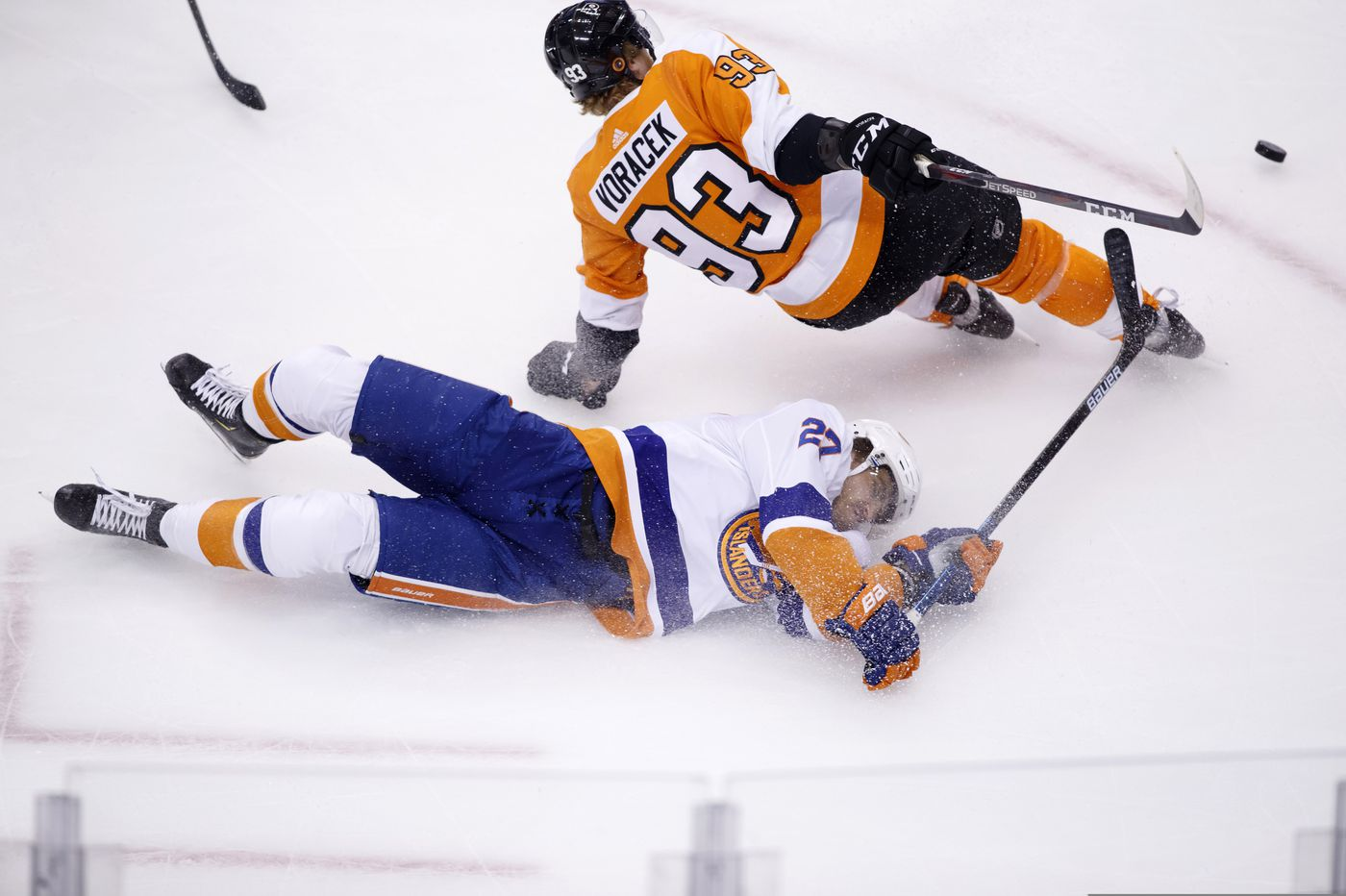 Flyers again show resiliency, improve to 11-0 in games following a loss since January