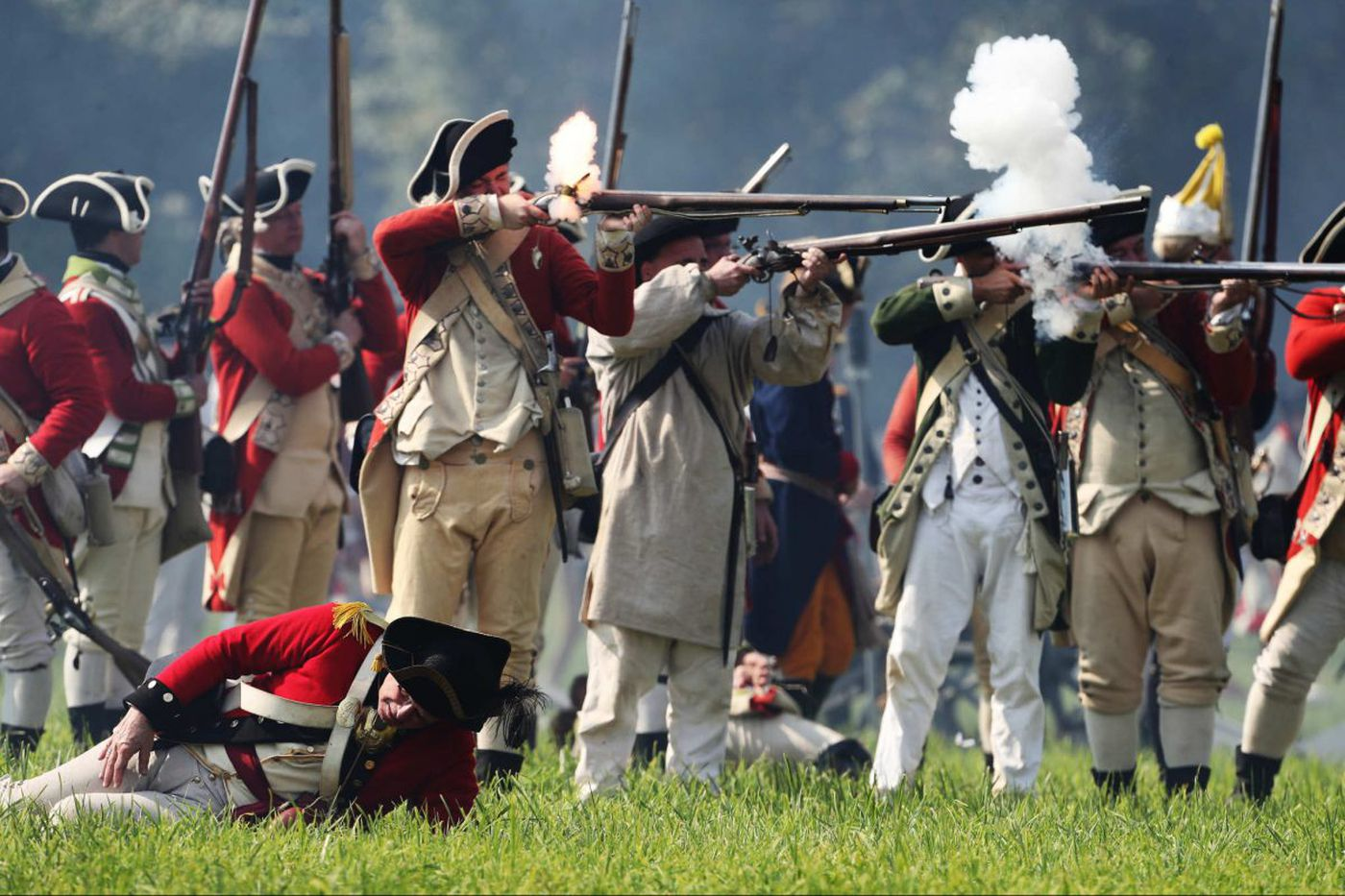 A Revolutionary battlefield is saved in Chester County