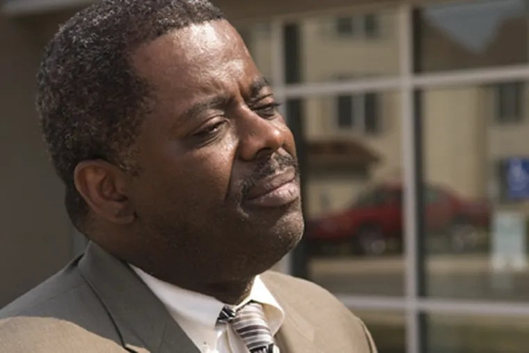 Carl R. Greene, fired as executive director of the Philadelphia Housing Authority, is president of the Pennsylvania Association of Public Service Agencies. (File Photo)